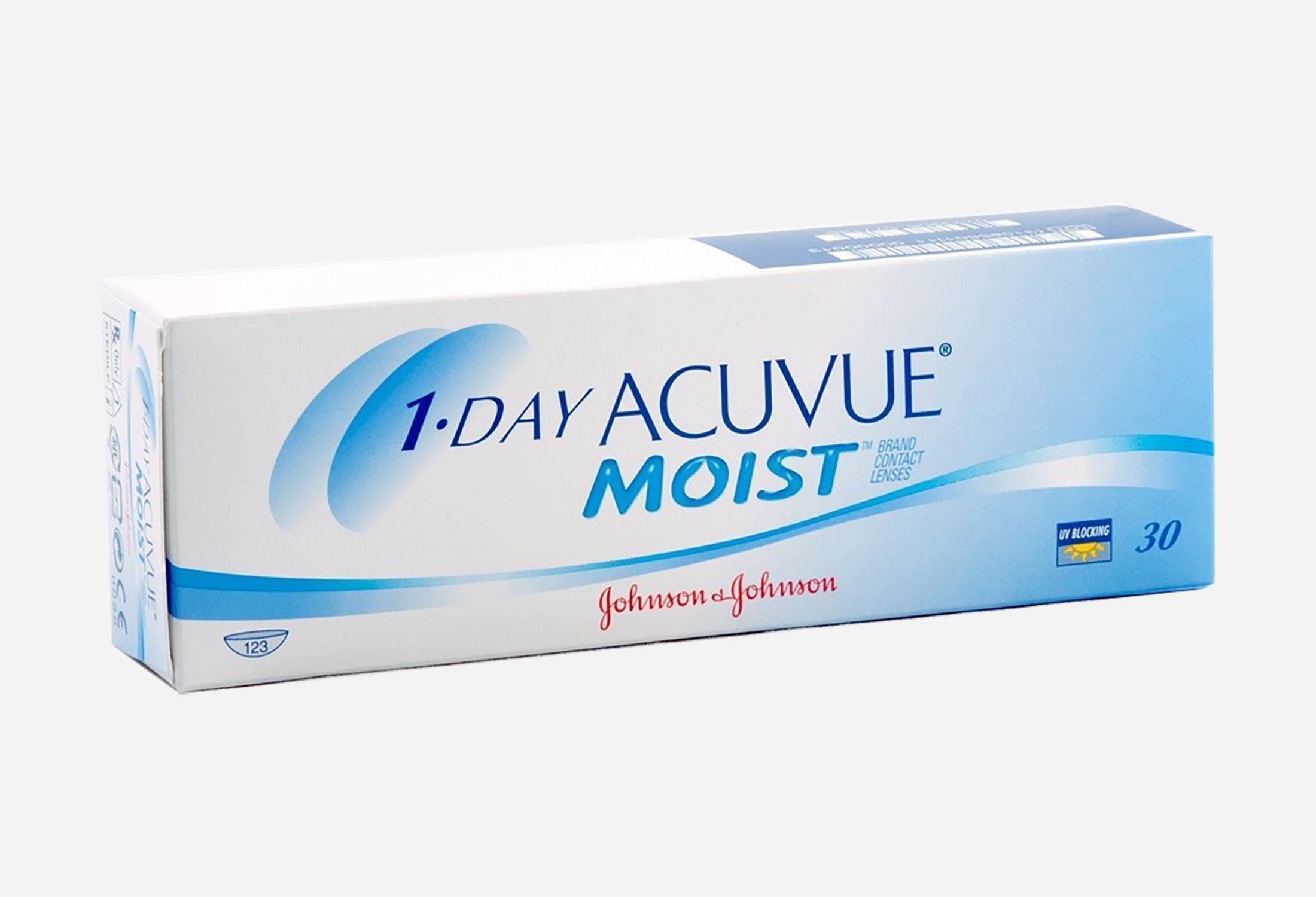 Bilde av 1-day Acuvue Moist 30 Stk