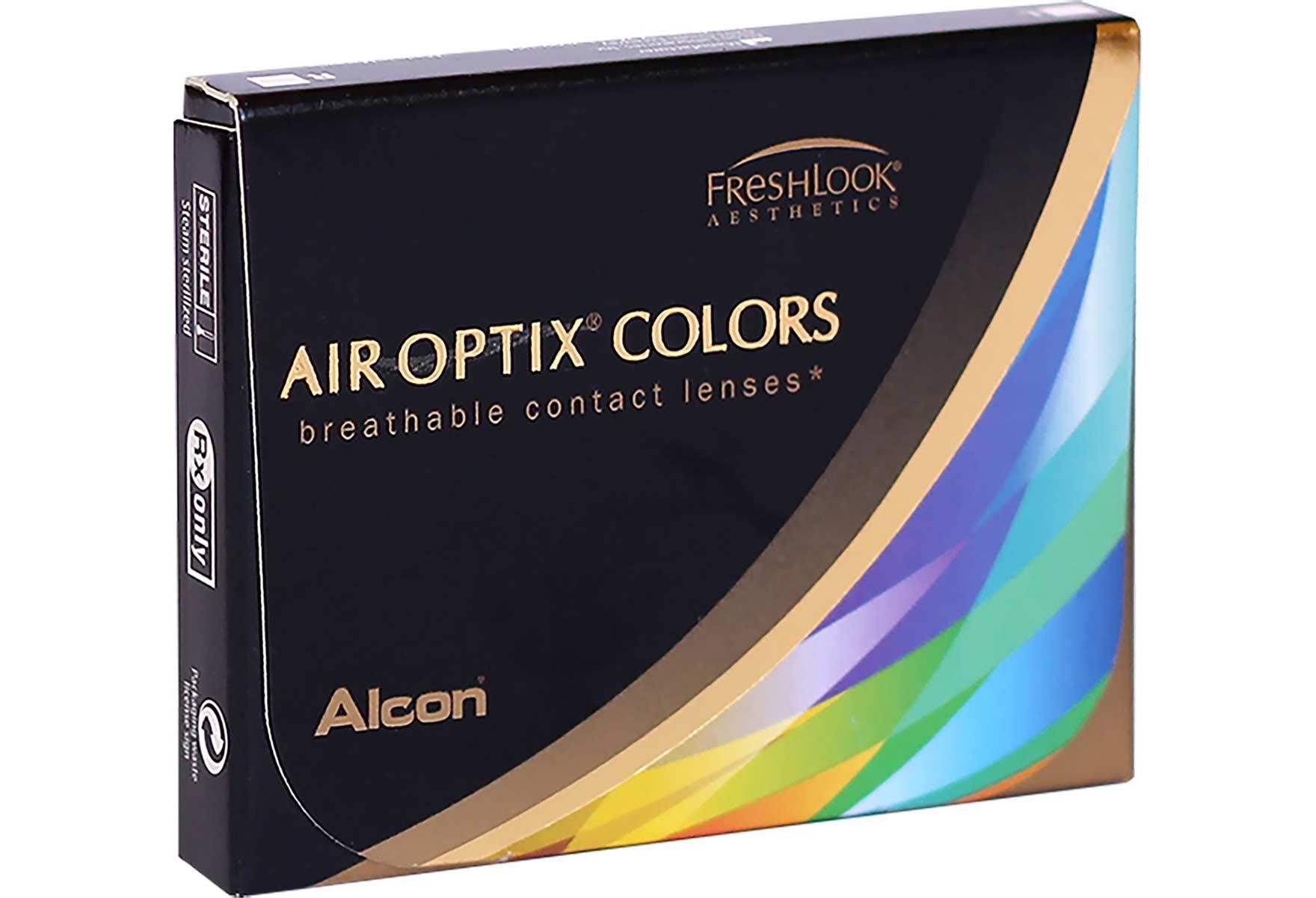 Bilde av Air Optix Colors Brown 2 Stk