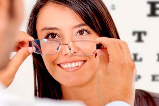 Tilvenning Briller Skjeve Hornhinner