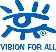 Vision for all logo